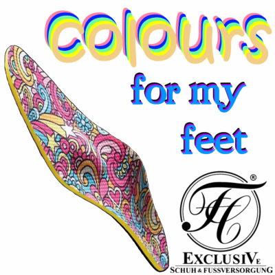 Colours Einlagen nach Maß